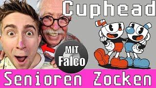 CUPHEAD - Senioren Zocken mit GAST FALCO !!!