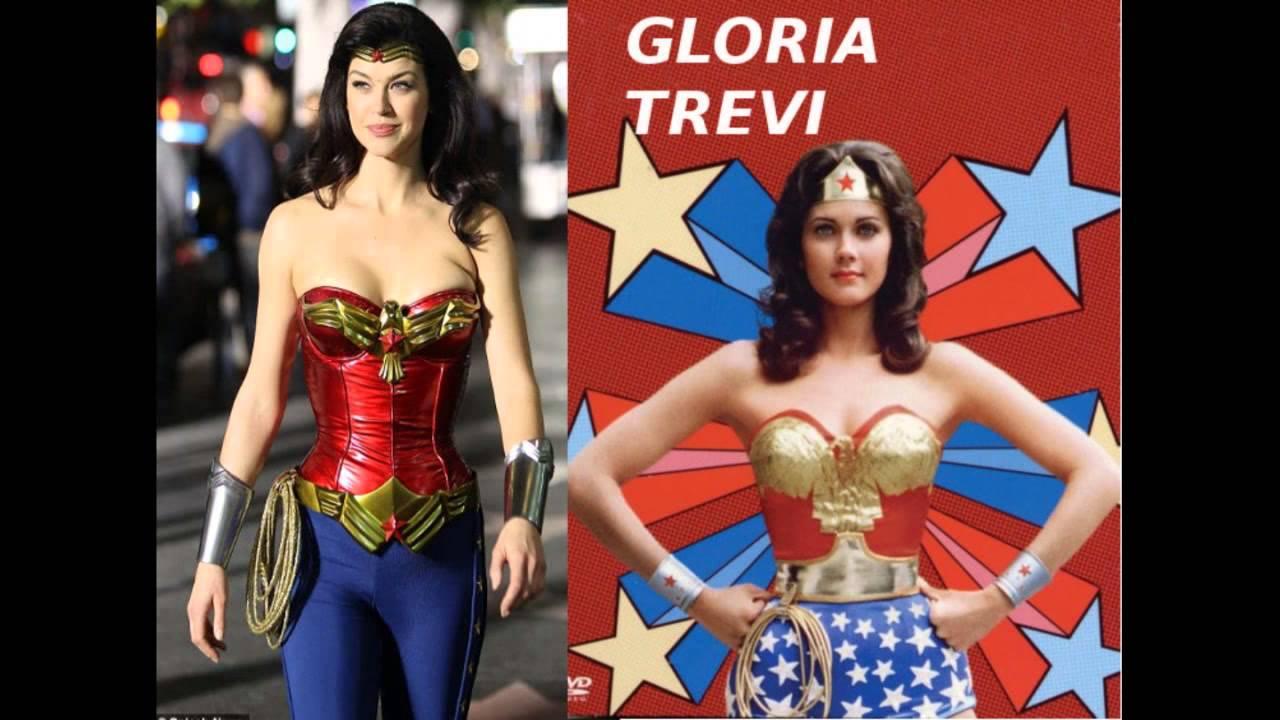 Gloria Trevi - Mujer Maravilla - YouTube