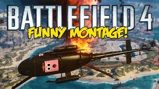 battlefield 4 funny montage epic mlg c4 trolling chaboyy sweet revenge bf4 funny moments