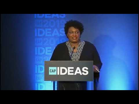 Stacey Abrams says 'identity politics' proved victorious in her election loss: 'We won'
