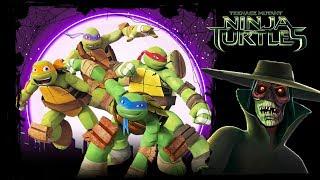 Черепашки Ниндзя Легенды. Смятение из другого измерения. Новые серии Ninja turtles legends