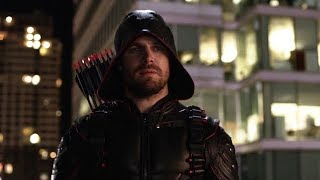 Supergirl | Crisis on Earth-X | Prometheus of Earth-X Captured, Reverse Flash and Dark Arrow Argue |