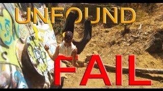 Freerunning FAIL - UNFOUND BTS (Jesse La Flair) Seen on ANW