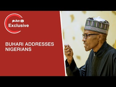 President Buhari Addresses Nigerians on Ramadan Celebration in Hausa [Audio Clip]   Pulse TV