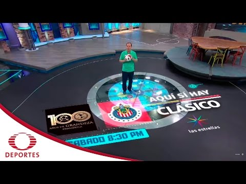 ¡Disfruta la Jornada 7 de la Liga MX por Televisa Deportes!
