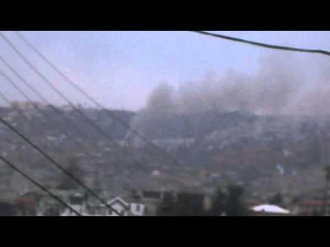 Incendio en Valparaíso, cerro mariposas suenan todas las sirenas 27-8-15