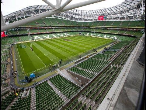 LIVE: #AvivaFanStudio live for full-time analysis from Ireland 28 - 8 Scotland!