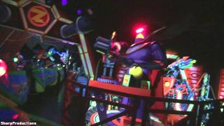 Buzz Lightyear Astro Blasters (On-Ride) Disneyland