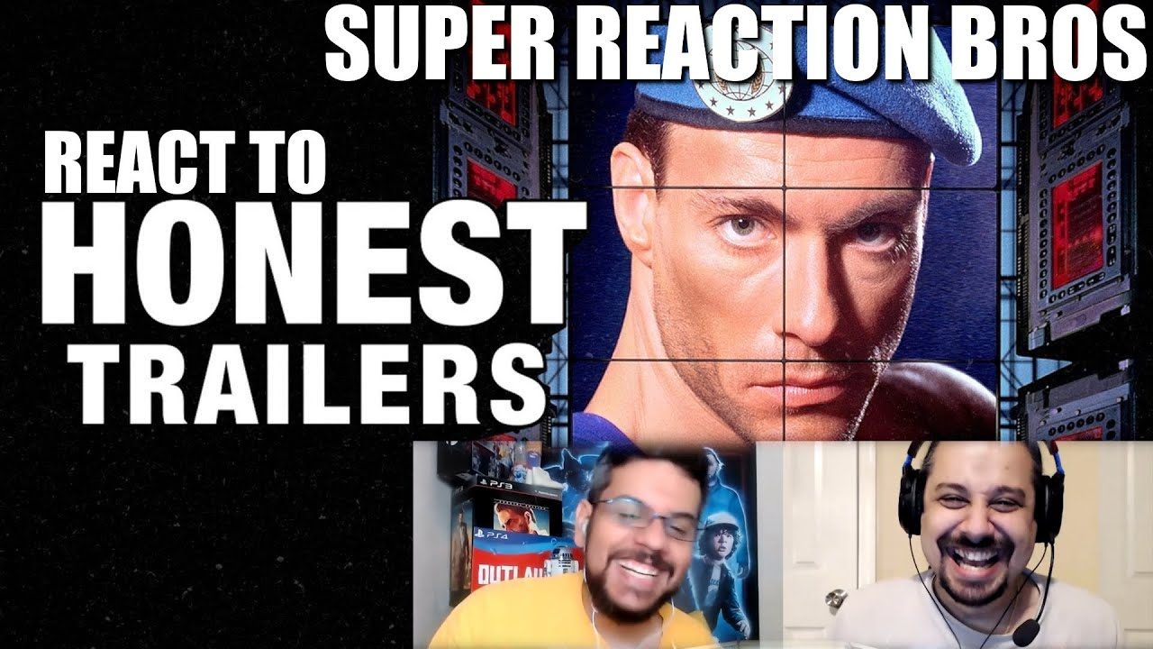 Download SRB Reacts to Honest Trailers   Street Fighter: The Movie