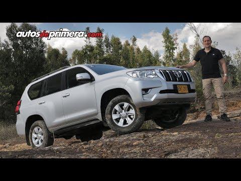 Nueva Toyota Prado TX-L 2018 en Colombia - La más deseada