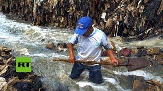 Vivir en un basurero: la 'Zona 3' de Guatemala