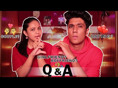 ARE WE DATING? |  Q&A With MAAN |