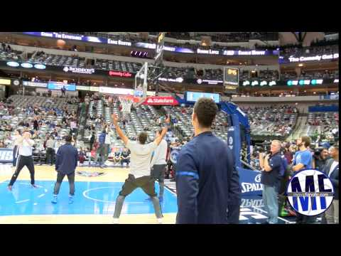 Dwight Powell Touchdown