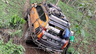OFFROAD 4X4 PAJERO SPROT - OFFROAD EXTREME