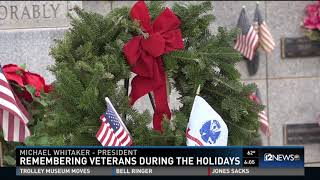 Remembering veterans during the holidays