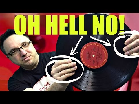 This drives RECORD COLLECTORS NUTS! Final 5 pet peeves | Vinyl Community responses