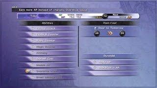 Final Fantasy X HD - AP-Farming-Trick Guide, Beste AP-Waffen-Anpassung