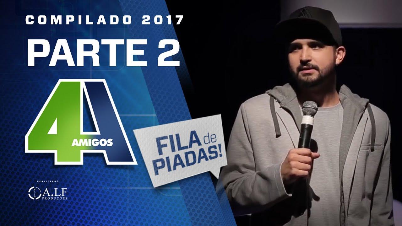 COMPILADO FILA DE PIADAS - 2017 - #2