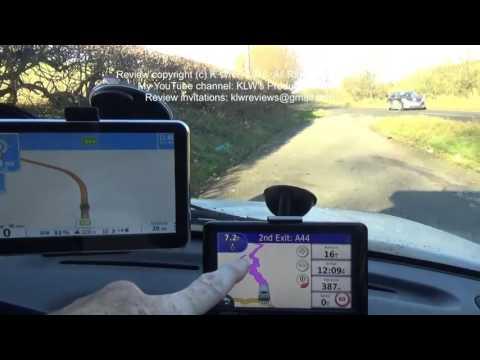 Review of iGo Primo GPS Sat-nav, also referred to as: Tsing GPS