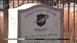 Pueblo Police want to build a new memorial to fallen heroes