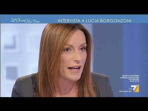 L'intervista a Lucia