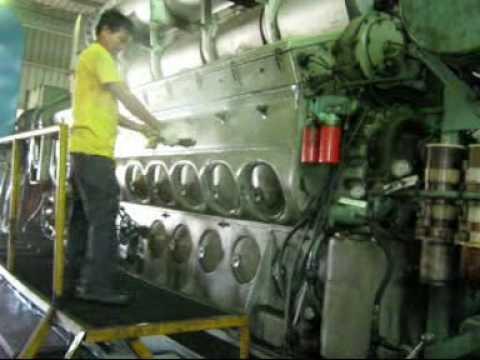 emd 20 645 e4 start up bengar industrial corporation youtube rh youtube com EMD 710 EMD 645 Engine Manual