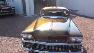 buick air ride metal flake 1958 part 2
