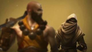 Diablo III: монах