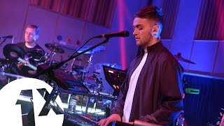 Disclosure perform Jaded in the Live Lounge