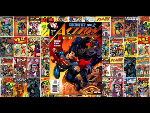 "Countdown to Infinite Crisis:  21 Action Comic #829, ""End of Identity"""