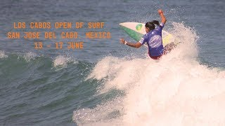 Los Cabos Open of Surf - Day 4