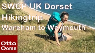 SouthWest Coast Path Hikingtrip UK Dorset Wareham naar Weymouth