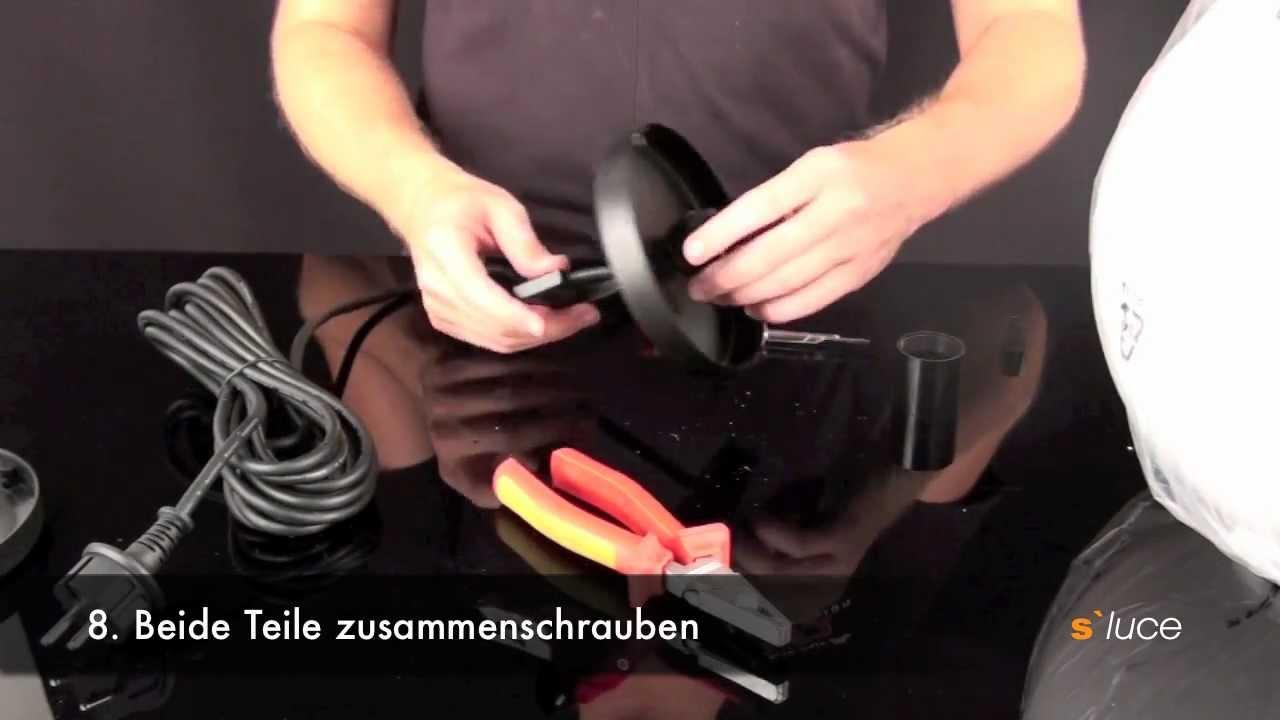 S Luce Globe Haken Zum Aufhangen Licht Design Skapetze Youtube