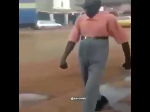 African Man With High Pants Youtube