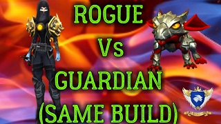 AQ3D Rogue Cross Skill Preview
