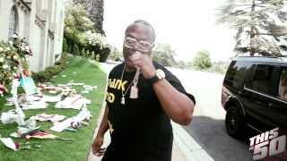 Jack Thriller visits Michael Jackson s Gravesite