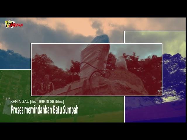 Batu Sumpah Keningau - ikrar & janji Pembentukan Malaysia