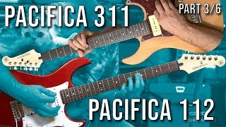 The Mother of all beginner guitars: Pacifica 112 & 311 reviewed (Contest 3/6)
