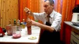 Рецепт Всевышнего! Очищение крови имбирем, гранатом, льняным маслом и чесноком.