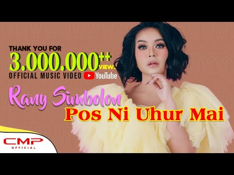 Rany Simbolon - Pos Ni Uhur Mai (Official Lyric Video)
