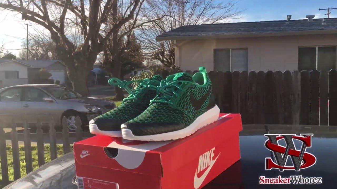 free shipping 045e1 b0764 Nike Roshe NM Flyknit SE