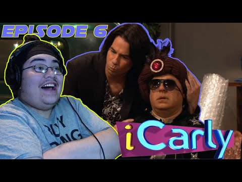 """Download iCarly 1x6 REACTION """"i'M Cursed"""""""