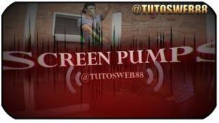 Efecto Screen Pumps/ SYNC Sony Vegas Tutorial + Plantilla