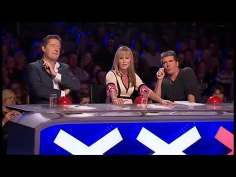 Britains Got Talent Season 3 Funny Auditions Part 2 hehe !