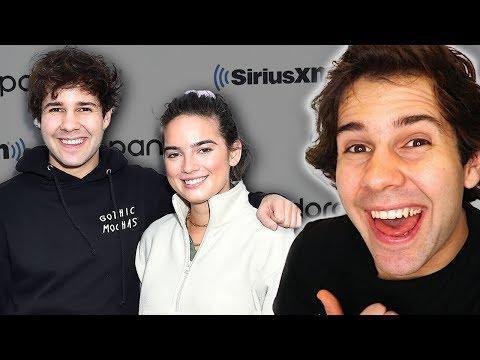 Ok Ok...what Exactly Is Going On With David Dobrik And His Assistant Natalie?!
