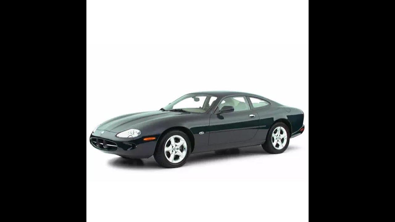 Jaguar Xk8 Range 2001 - Electrical Guide - Wiring Diagrams