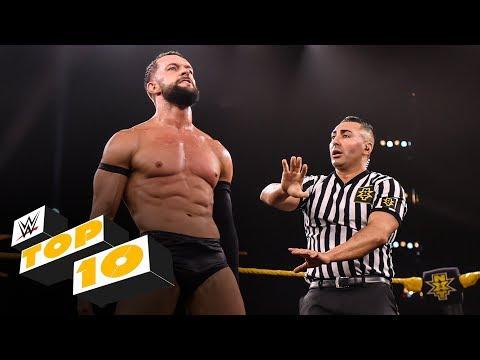 Top 10 NXT Moments: WWE Top 10, Dec. 11, 2019