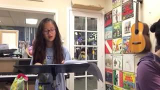 Waiting in Silence- Carey Landry- Soprano 1 part (ADL choir)