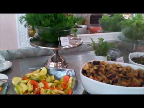 ресторан Янтарный  Аквалоо Сочи