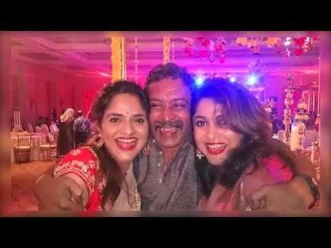 Actress Radhika Sarathkumar's Daughter Rayanne's Engagement - Leaked Pictures